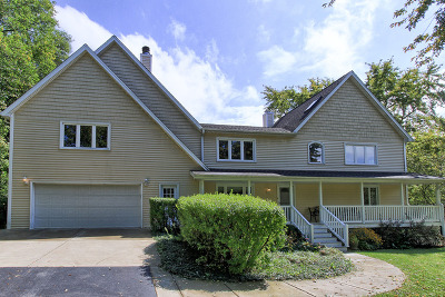 Lake Zurich Single Family Home New: 23777 North Echo Lake Road