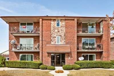 Tinley Park Condo/Townhouse Contingent: 8136 169th Street #1E