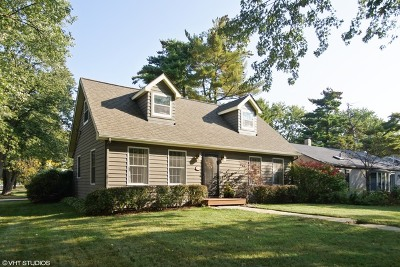 Lombard Single Family Home For Sale: 448 West Meadow Avenue