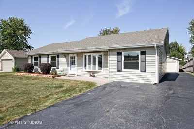 Bolingbrook Single Family Home New: 680 Chesapeake Drive