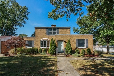 Elmhurst Single Family Home New: 728 South Spring Road
