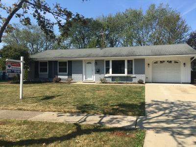 Schaumburg Single Family Home New: 524 Bahama Lane