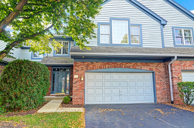 Burr Ridge IL Condo/Townhouse New: $485,000