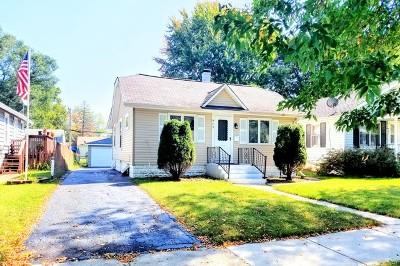 Aurora Single Family Home New: 415 North Harrison Avenue