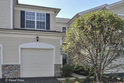 Johnsburg IL Condo/Townhouse For Sale: $132,500