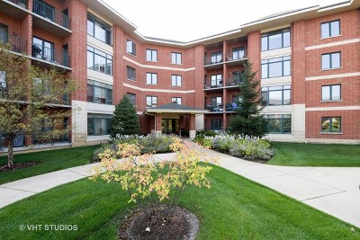 Lombard Condo/Townhouse Contingent: 855 East 22nd Street #106