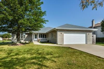New Lenox Single Family Home New: 2827 Sharon Drive