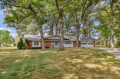 Aurora Single Family Home New: 1430 Camel Road