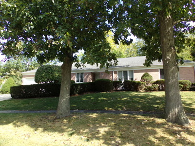 Elgin Single Family Home New: 935 Mohawk Drive