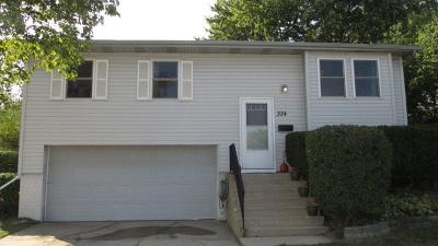Romeoville Single Family Home New: 324 Eaton Avenue