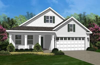 Pingree Grove Single Family Home New: 975 Carolina Court