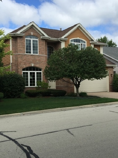Willowbrook Single Family Home New: 6454 Emerald Court