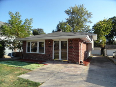Downers Grove Single Family Home New: 319 5th Street