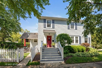 Wilmette Single Family Home Contingent: 320 Isabella Street