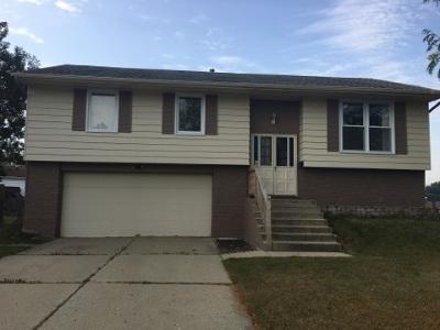 Streamwood Single Family Home New: 821 Sunset Circle