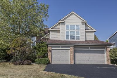 Bartlett Single Family Home New: 1516 Trenton Lane