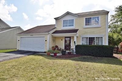Aurora Single Family Home New: 1432 Golden Oaks Parkway