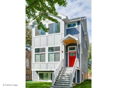 Oak Park Single Family Home For Sale: 1171 South Humphrey Avenue