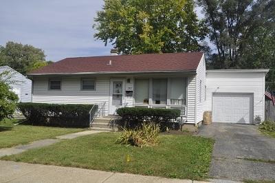 Aurora Single Family Home New: 315 North Buell Avenue North
