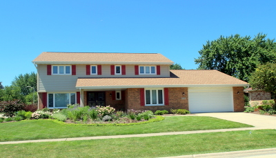 Willowbrook Single Family Home New: 6630 Wedgewood Lane
