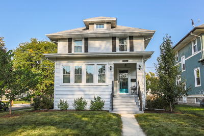 Downers Grove Single Family Home For Sale: 4703 Saratoga Avenue
