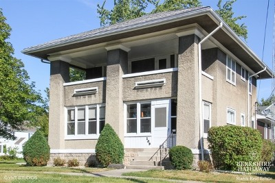 Harvard Single Family Home For Sale: 109 West Blackman Street