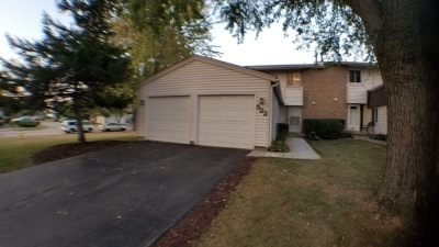 Bolingbrook Condo/Townhouse New: 522 Jill Lane