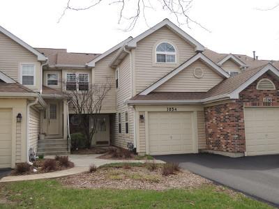 Carol Stream Condo/Townhouse For Sale: 1054 Lakewood Circle #7-3