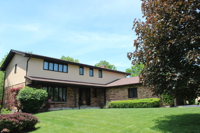 Downers Grove Single Family Home For Sale: 8250 Kearney Road