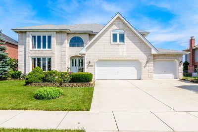 Palos Park Single Family Home New: 10810 Ridgewood Drive
