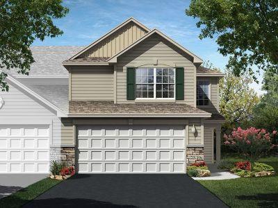 Hampshire Condo/Townhouse New: 1054 Turin Drive