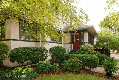 Oak Park Single Family Home For Sale: 601 South Grove Avenue