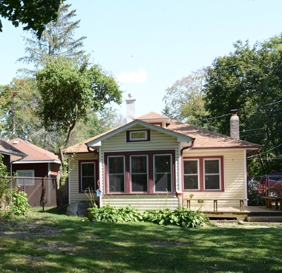 Crystal Lake Single Family Home Contingent: 115 South Baldwin Avenue