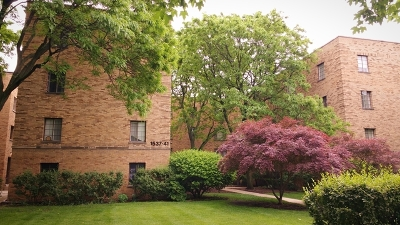 River Forest Condo/Townhouse For Sale: 1539 Monroe Avenue #2
