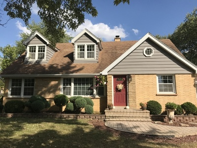 Winfield  Single Family Home For Sale: S657 Wynwood Road