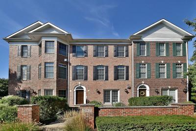 Naperville IL Condo/Townhouse New: $585,000