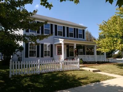 Aurora Single Family Home New: 1033 Four Seasons Boulevard