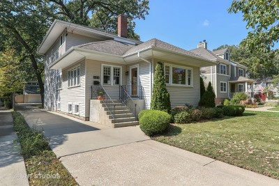 River Forest Single Family Home For Sale: 818 Park Avenue