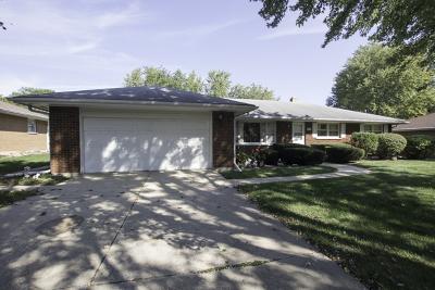 Aurora Single Family Home New: 1130 Squire Drive