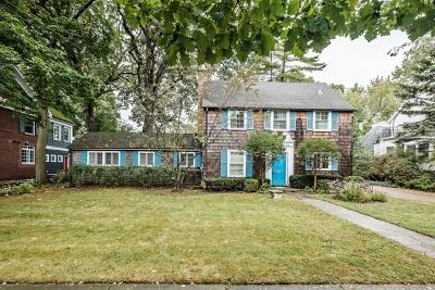 Winnetka Single Family Home For Sale: 330 Forest Street