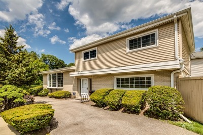 Skokie Single Family Home For Sale: 8825 Crawford Avenue