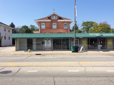 Lombard Commercial For Sale: 112 South Main Street South