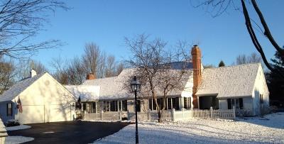 Batavia Single Family Home For Sale: 37w986 Heaton Park