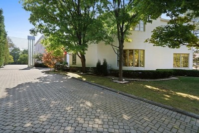 Highland Park Single Family Home For Sale: 1920 Browning Court