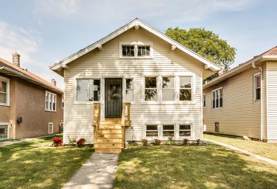 Oak Park Single Family Home Re-activated: 218 Flournoy Street