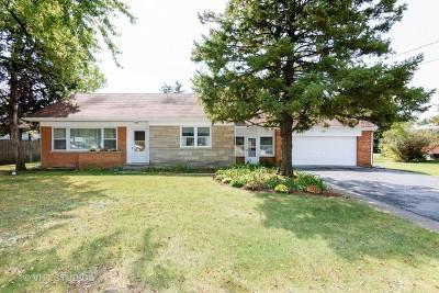 Mount Prospect Single Family Home For Sale: 2011 East Euclid Avenue