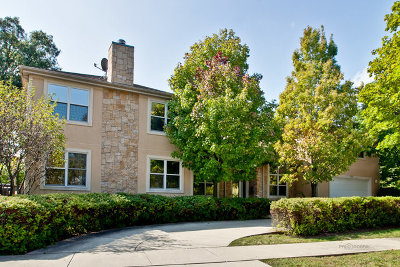 Highland Park Single Family Home For Sale: 1380 Eastwood Avenue