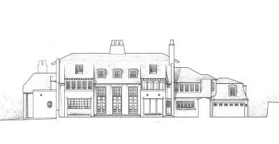 Hinsdale Single Family Home New: 710 Wilson Lane