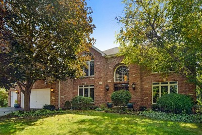 St. Charles Single Family Home Re-Activated: 917 Jeffrey Court