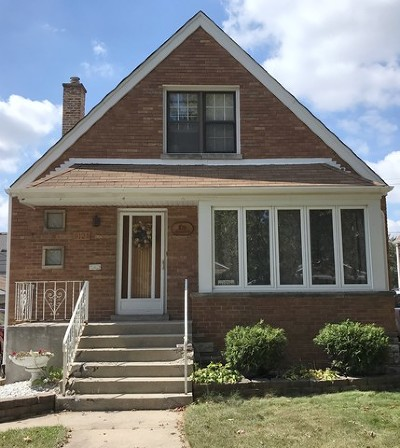 Evergreen Park Single Family Home For Sale: 9128 South Harding Avenue